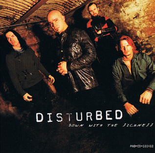 Down with the Sickness single by Disturbed