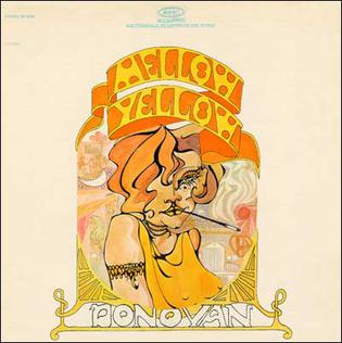<i>Mellow Yellow</i> (album) 1967 studio album by Donovan