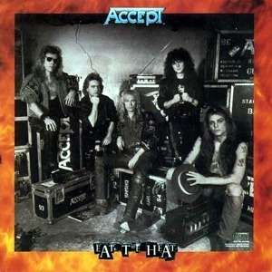 <i>Eat the Heat</i> 1989 studio album by Accept