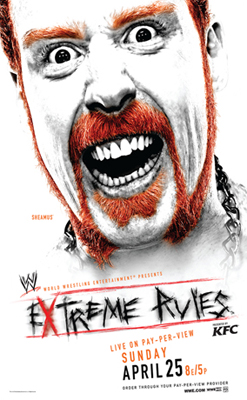 Post image of WWE Extreme Rules 2010