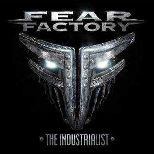 File:Fear Factory - 'The Industrialist' album cover.jpg