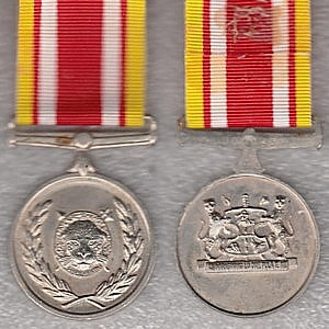 General Service Medal (Bophuthatswana)