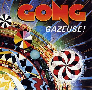 <i>Gazeuse!</i> 1976 studio album by Pierre Moerlens Gong