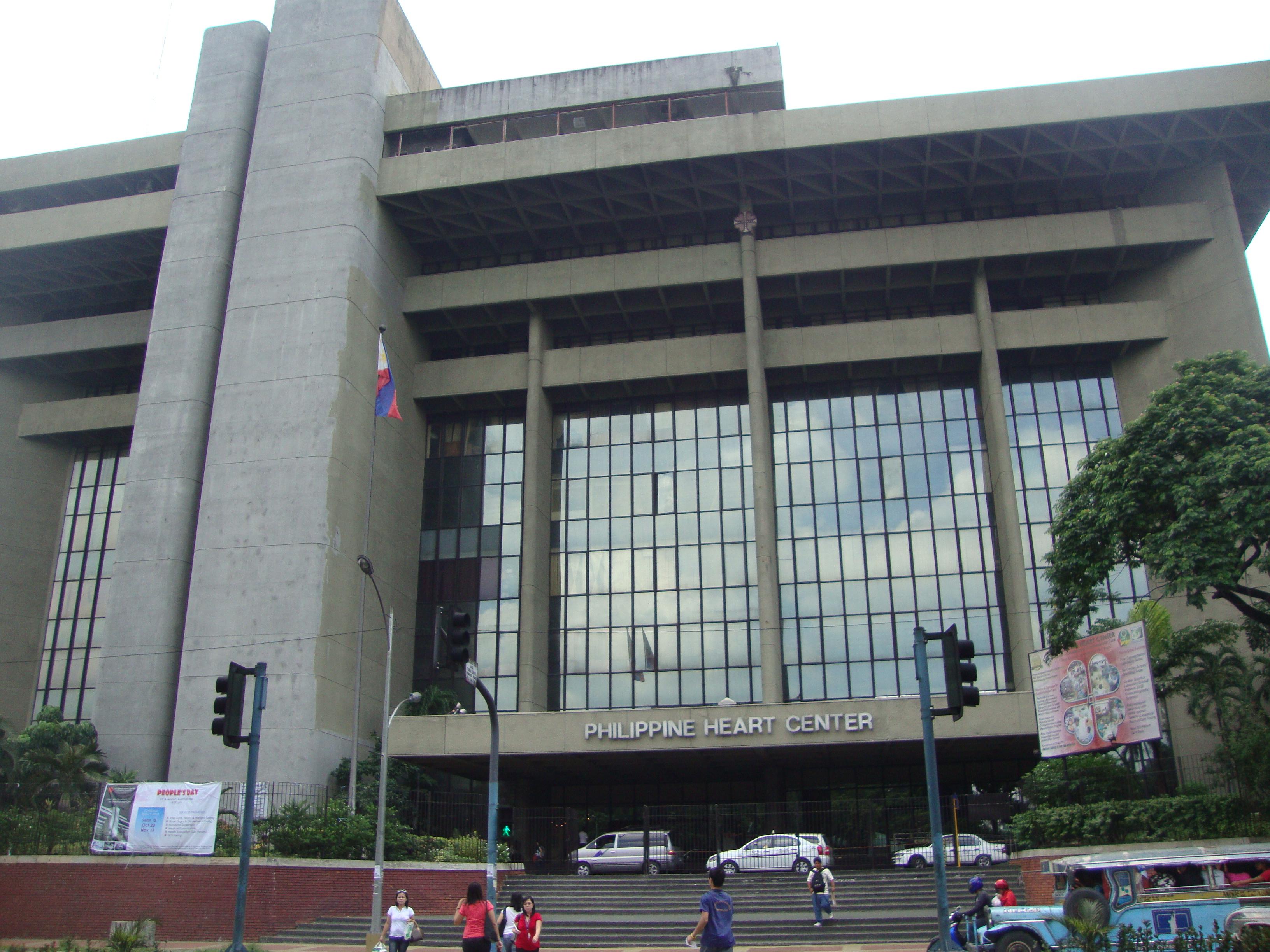 Philippine Heart Center - Wikipedia