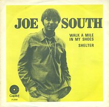 Song Walk A Mile In My Shoes Joe South