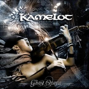 <i>Ghost Opera</i> 2007 studio album by Kamelot