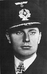Klaus Scholtz German World War II U-boat commander
