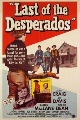 Last Of The Desperados Wikipedia