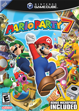 Picture of a game: Mario Party 7