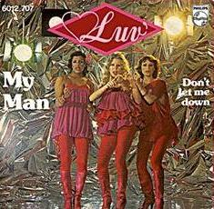 My Man (Luv song) 1977 single by Luv