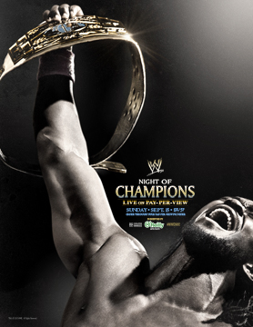 Post image of WWE Night of Champions 2013