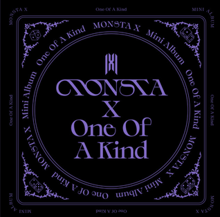 <i>One of a Kind</i> (Monsta X EP) 2021 EP by Monsta X