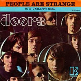 People Are Strange 1967 single by The Doors