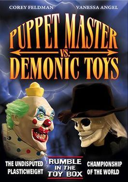 Puppet Master Vs Demonic Toys Puppetmasterdt