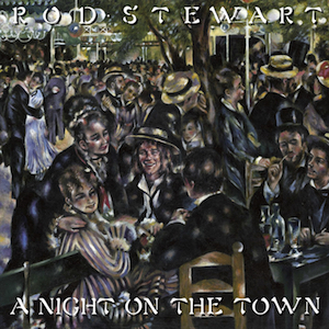 <i>A Night on the Town</i> (Rod Stewart album) 1976 studio album by Rod Stewart