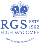 Royal Grammar School High Wycombe new crest 2018.png