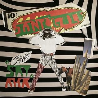 Say Aha 2008 single by Santigold