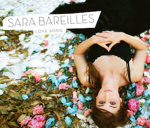 Sara Bareilles — Love Song (studio acapella)