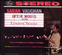 <i>After Hours at the London House</i> 1959 live album by Sarah Vaughan