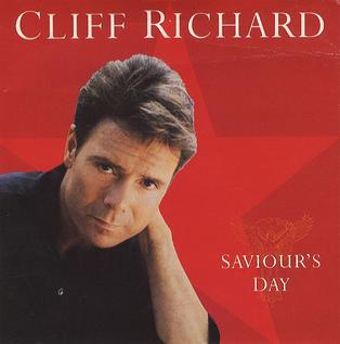 Titelbild des Gesangs Saviours Day von Cliff Richard