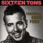 Sixteen Tons album cover