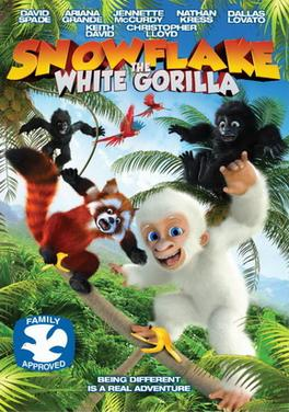 Snowflake, the White Gorilla - Wikipedia
