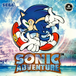 Sonic Adventure on the Dreamcast