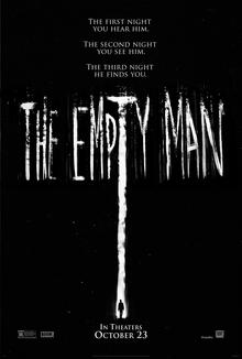 Cartaz do filme: O Mensaageiro do Último dia.