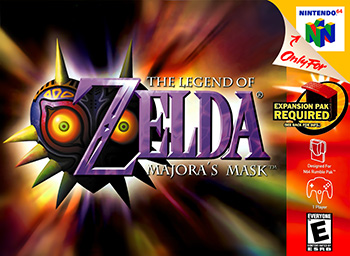 Picture of a game: Majoras Mask