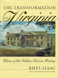 The Transformation of Virginia 1740-1790 book cover.jpg