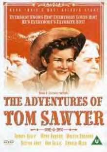 <i>The Adventures of Tom Sawyer</i> (1938 film) 1938 American film directed by Norman Taurog