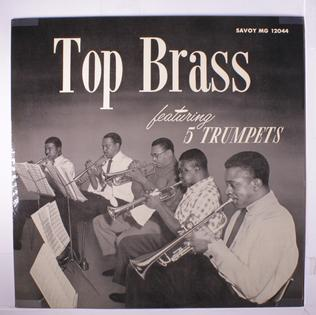 <i>Top Brass</i> album by Ernie Wilkins
