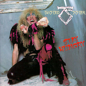 <i>Stay Hungry</i> (album) 1984 studio album by Twisted Sister