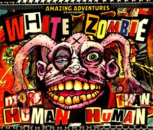 More Human than Human 1995 single by White Zombie