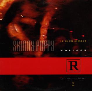Worlock 1990 single by Skinny Puppy