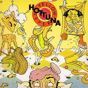 <i>Yellow Fever</i> (album) 1975 studio album by Hot Tuna