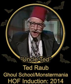 """Uncle Ted"" Raub, Memeber of the Horror Hall Of Fame.jpg"