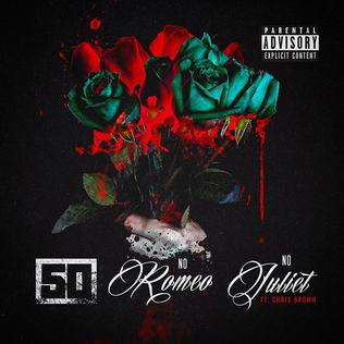 No Romeo No Juliet – 50 Cent ft. Chris Brown