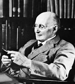 Alfred North Whitehead On A Chemist's Election At Harvard