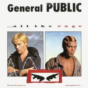 <i>All the Rage</i> (General Public album) 1984 studio album by General Public