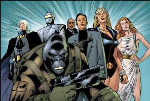 Agents of Atlas fictional superhero team in comic books published by Marvel Comics