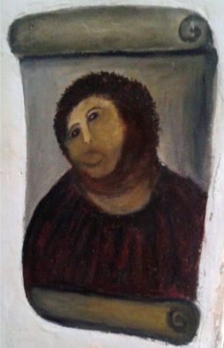 Attempted restoration of Ecce Homo.jpg
