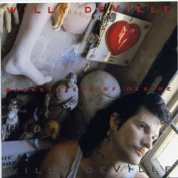 <i>Backstreets of Desire</i> 1992 studio album by Willy DeVille