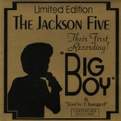 Big Boy (song) Song by The Jackson 5