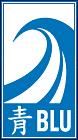 Logo for Blu Manga.