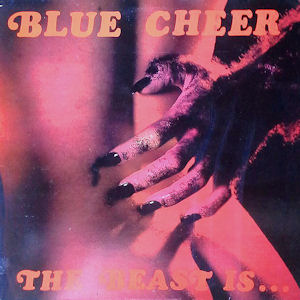 <i>The Beast Is Back</i> 1984 studio album by Blue Cheer