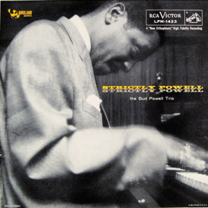 <i>Strictly Powell</i> 1957 studio album by Bud Powell