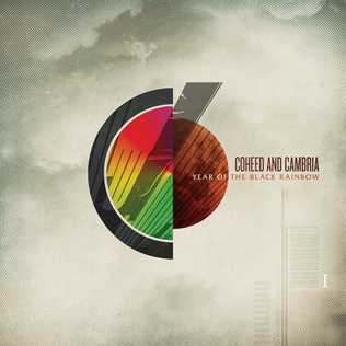 <i>Year of the Black Rainbow</i> 2010 studio album by Coheed and Cambria