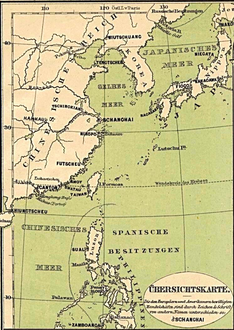German Nationalism Map an 1858 German Map of The