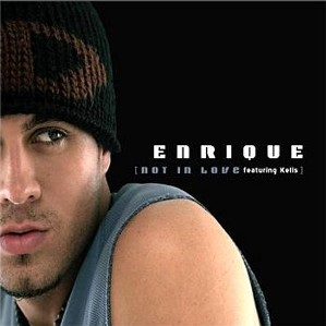 Enrique Iglesias featuring Kelis — Not in Love (studio acapella)